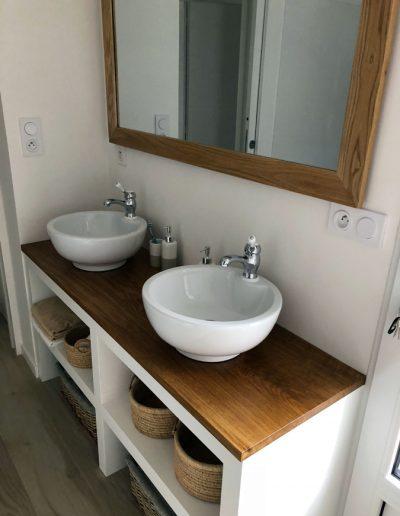 Conception meuble salle de bain